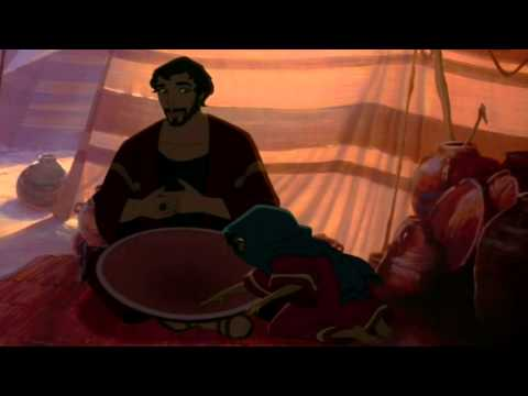 The Prince of Egypt - Through Heaven's Eyes HQ [Hebrew]