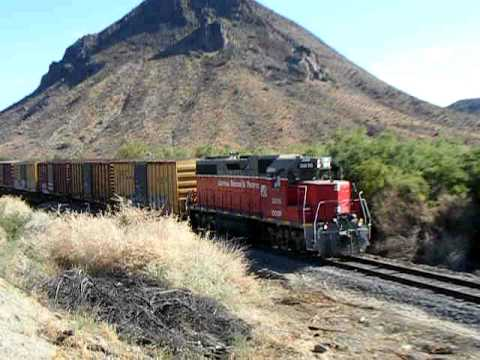 Central Oregon and Pacific #3816 on CZRY