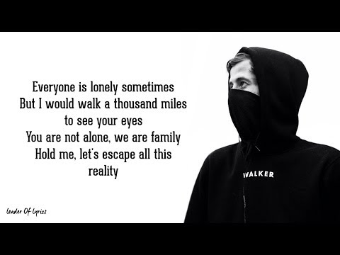Alan Walker - UNITY  ft Walkers