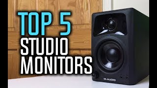Best Studio Monitors in 2018 - Which Is the Best Studio Monitor?