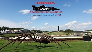 Friday at the 2018 Honda Indy Grand Prix of Alabama