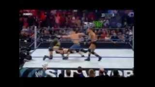 John Cena 'Free or fired match'; Randy Orton Vs Wade Barrett