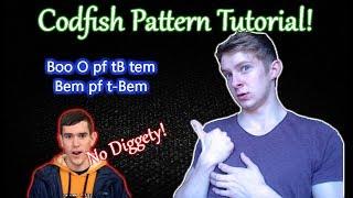 CODFISH Pattern Tutorial | No Diggity | In Depth | Beatbox Like The Stars #8
