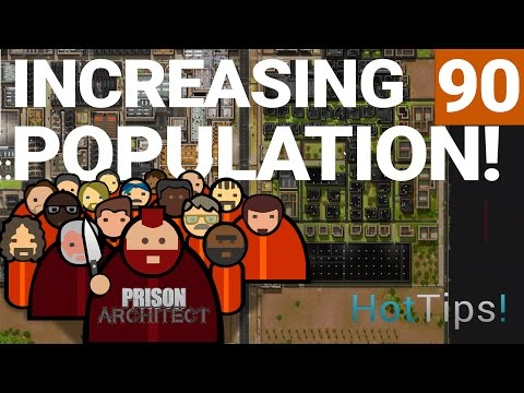 Prison Architect 2.0 - Ep 90 - BRING ON THE LEGENDARIES!! - Let's Play