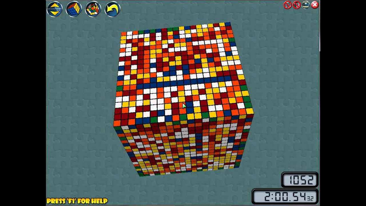 how to solve a rubix cube part 5