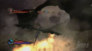 Eragon Xbox 360 Gameplay - Dragon Riding