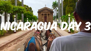 Nicaragua travel vlog day 3 | what to do in managua : explore museums and city tour