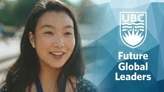 Pre-University Summer Program | Meet Caitlin | UBC Future Global Leaders