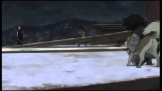 Top 100 Anime Fights: Nanashi vs. Luo-Lang.