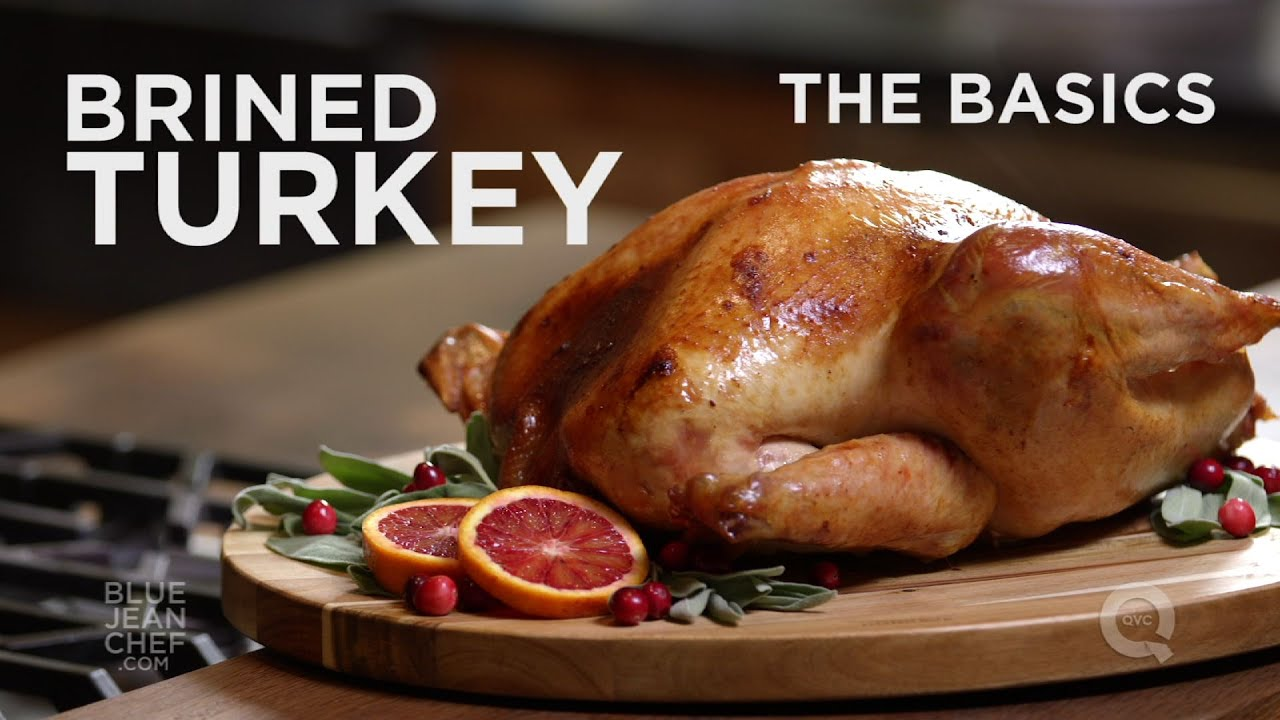 How to brine and roast a turkey the basics on qvc youtube forumfinder Choice Image
