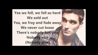The Wanted - Love Sewn (Lyrics)