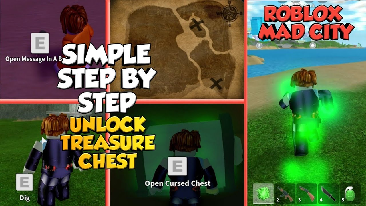 New How To Unlock Cursed Treasure Chest Dutchman Powers All