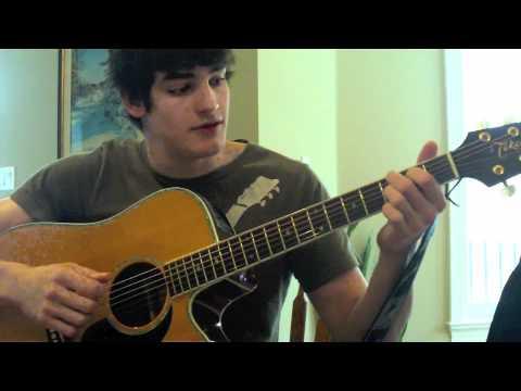 Why Georgia - John Mayer Tutorial Lesson (Isaac Boyes)