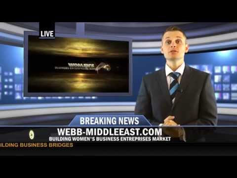 REPORTAGE ON WORLD NEWS ABOUT WEBB MIDDLE EAST LTD - Rimsiam ريم صيام