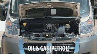 Apollo RV USA Demo Video – Roadtrek: Oil and Gas (Petrol)