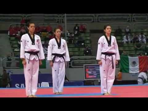 video poomse taekwondo