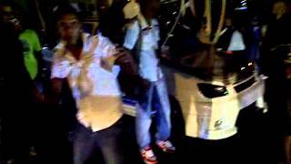 Suriname Parbo Night. ..Wilhelminastraat..part 3
