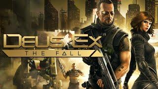 Deus Ex: The Fall PC Gameplay