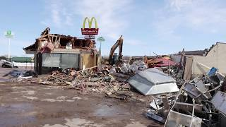 Death of a McDonald's (Fairmont, MN McDonald's Demolition)