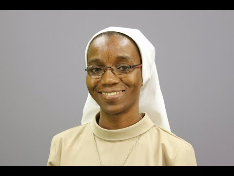Vocations Sister  Lilian Njoku