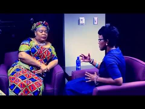 Interview with Nobel Peace Prize laureate Leymah Gbowee