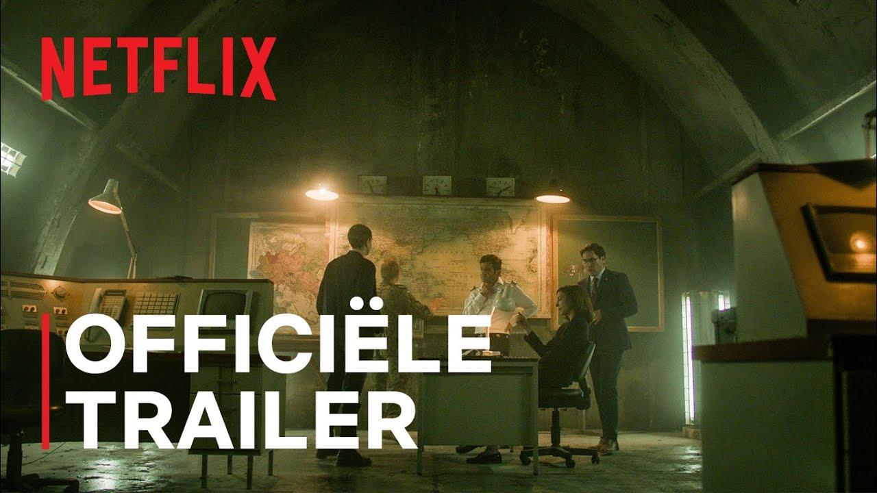 Officiële Into the Night S2 trailer op Netflix België