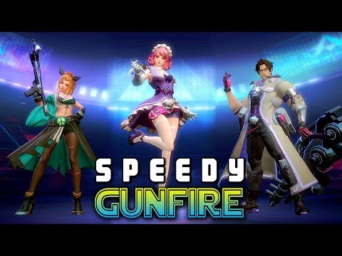 Speedy Gunfire (English)