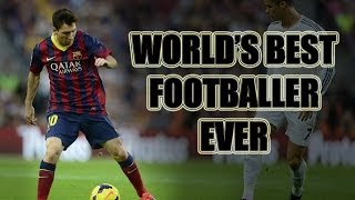 Lionel Messi - The World