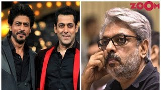 Sanjay Leela Bhansali to rope in Shah Rukh Khan - Salman Khan for a family drama?! | Bollywood News
