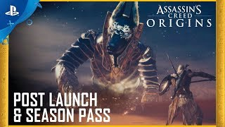 Assassin's Creed Origins - Post Launch & Season Pass | PS4