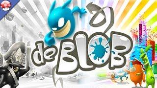 de Blob: PC Gameplay Steam [HD 1080p 60fps]