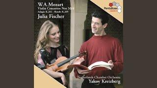 Violin Concerto No. 3 in G Major, K. 216: I. Allegro (Candenza: Julia Fischer)