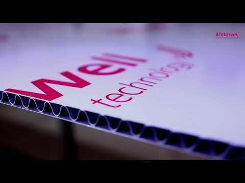 Metawell® panel production