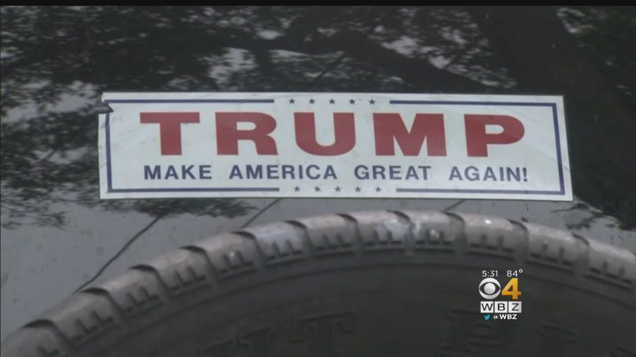 Trump Bumper Sticker Hit Run Victim Says He Was Targeted Because Of Trump Bumper Sticker