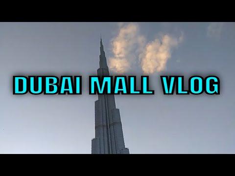 The Dubai Mall | Dubai Downtown | Burj Khalifa | The Dubai Fountain Show | 2019 Hindi