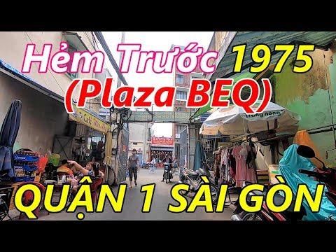 Bún Thịt Nướng Bé Yến Chợ Cô Giang Và Hẻm 135 Trần Hưng Đạo Quận 1 Sài Gòn