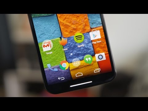 Motorola Moto X (Gen 2) Review Videos