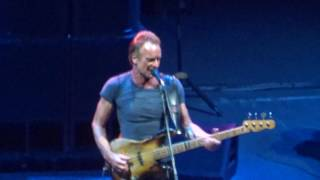 One Fine Day, Sting, Auditorio Nacional, @Mexico, 18 de Mayo 2017