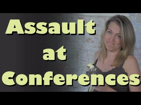 My (Recent) Conference Assault