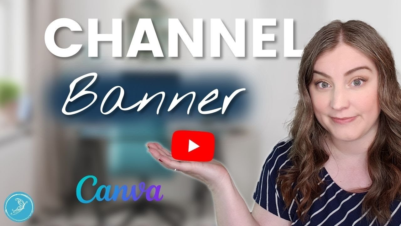 Canva Quick Tips: How to Design your YouTube channel banner | Design + Upload tutorial 2020