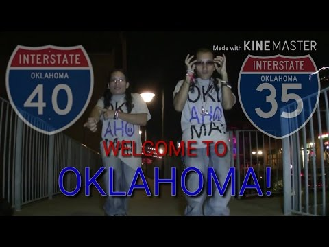 Welcome to Oklahoma - MIKE BONE featuring Chris McCain MUSIC VIDEO @MikeBoneMusic
