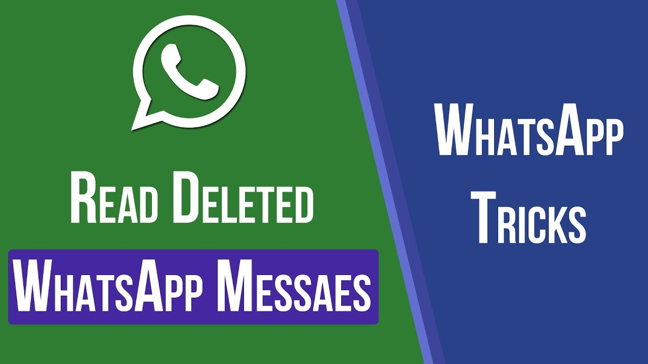 Image result for TRICK TO READ DELETED WHATSAPP MESSAGE