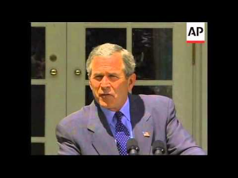 US President welcomes new Iraqi government