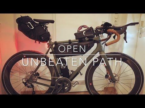 open new u p mein neues gravel plus bikepacking bike. Black Bedroom Furniture Sets. Home Design Ideas