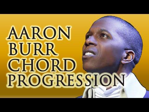 How Hamilton Works: The Aaron Burr Chord Progression