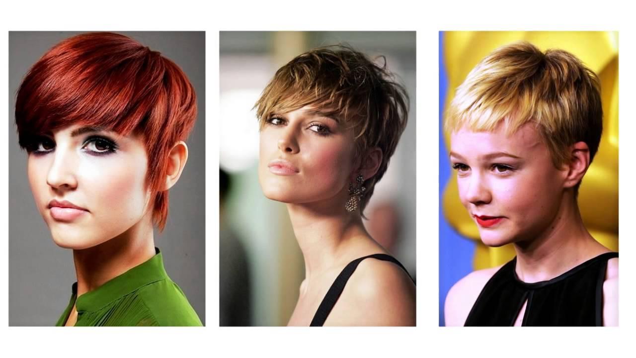 Top Tagli di capelli corti donna - YouTube NW55