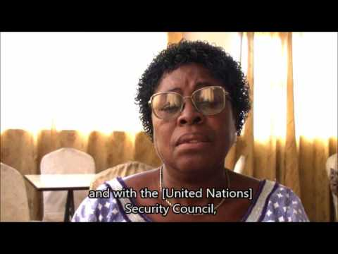 Sexual Violence in Conflict - East Congo