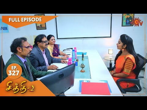Chithi 2 - Ep 327 | 01 July 2021 | Sun TV Serial | Tamil Serial