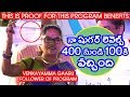 My Sugar Levels Got From 400 To 100 - Venkayamma Garu   V.Ramakrishna Garu   Gold Star Entertainment