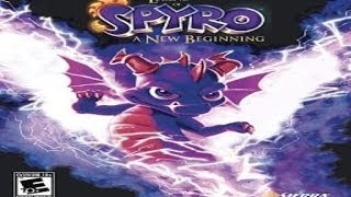 (PS2) The Legend of Spyro I - A New Beginning (1/2)
